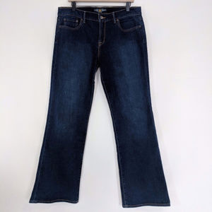 Lucky Brand Sweet'N Low Bootcut Jeans / 14